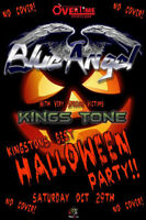 Blue Angel & Kings Tone Halloween Party at Overtime Sports Bar