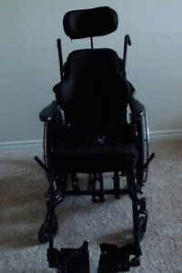 Adult Orion II Tilt Wheelchair