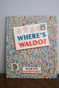 Where's Waldo? Books and Puzzles