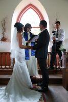 Célébrante de mariage en Beauce