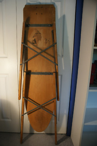 Beatty Wood Iron Board