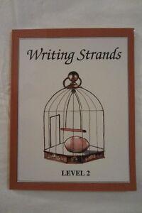 Writing Strands 2 & 3 – Homeschool Writing Curriculum