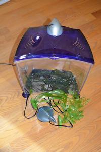 Marina 21 liter Aquarium Kit  & Accessories REDUCED PRICE