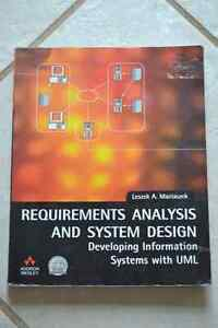 Requirements Analysis and System Design by Leszek A. Maciaszek
