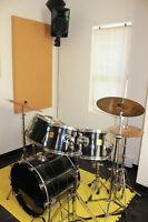 Studios de pratiques et d'enregistrement équipés (Lachine)
