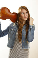 VIOLIN, PIANO, and THEORY FALL LESSONS