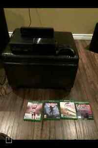 1TB Xbox One With Kinnect and 3 games