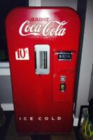 1950's Coke Cooler--Works Great