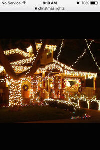 Looking to install Christmas lights an decorations St. John's Newfoundland image 1