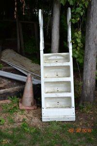 Plastic Ladder Peterborough Peterborough Area image 2