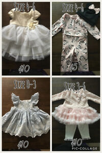 Misc Girl Baby Clothing - Dresses, Bathing Suits, PJs