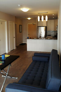 Now Available - furnished 2 bdrm with den - corner unit Kitchener / Waterloo Kitchener Area image 9