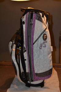 LADIES GOLF CLUB STAND BAG - CALLAWAY - NEW