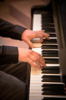 Piano lessons on Warman or in your home!