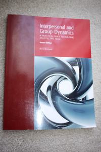 Interpersonal and Group Dynamics