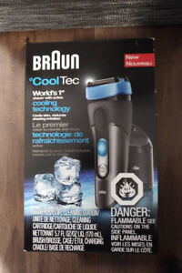 Braun CoolTec Electric Shaver - Brand New in Sealed Box