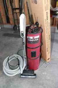 hoover central vacuum