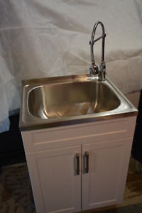 Stainless Steel Laundry Tub