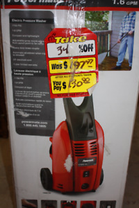 Power Mate 1,750 PSI Electric Pressure washer