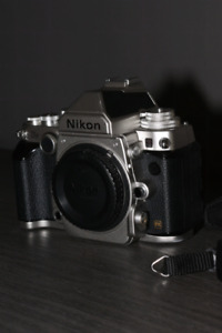 Nikon DF (Retro Styled Full Frame)