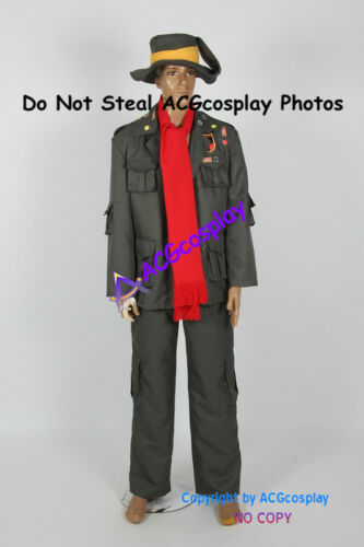 Hellsing Pip Bernadotte Cosplay Costume ACGcosplay include hat