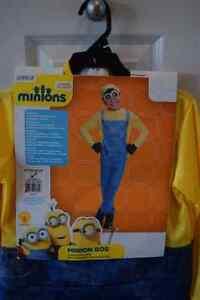 Costume d'Holloween Enfant de Minion Comme Neuf - Medium Gatineau Ottawa / Gatineau Area image 2
