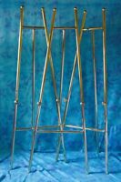 Brass show Easels