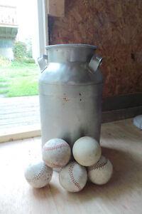 milk canister cans St. John's Newfoundland image 3