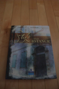 Style and Substance, second edition