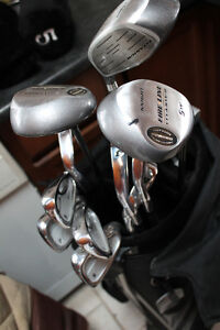 Used once new set of Knight golf clubs and extras Kawartha Lakes Peterborough Area image 3