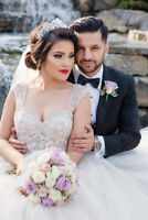 8 Hours Wedding Photography Coverage $799- Female Photographer!
