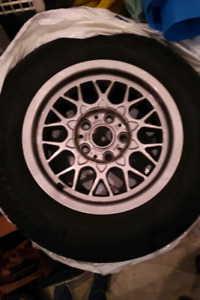 15 inch BMW Factory Rims Set of 4