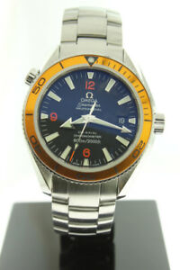 Omega Seamaster Planet Ocean 600m Co-Axial Automatic 42mm