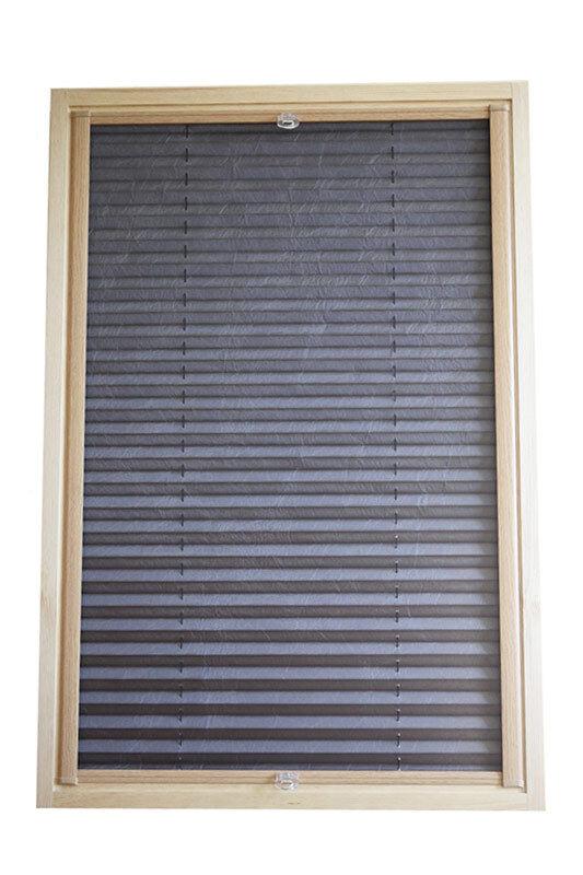 plissee nach ma klemmfix montage ohne bohren faltstore rollo pg 1 eur 16 00 picclick de. Black Bedroom Furniture Sets. Home Design Ideas