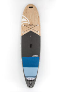 INFLATABLE SUP, Paddle board, Surf NEW Taiga Board
