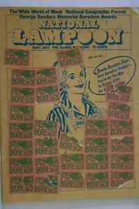 NATIONAL LAMPOON SEPT. 1972 Belleville Belleville Area image 1