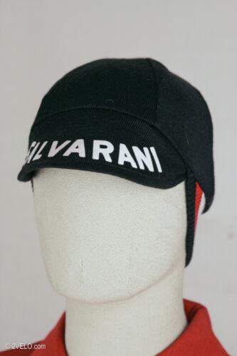 Vintage style merino wool CYCLING CAP Salvarani