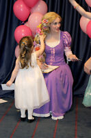Fairytale Princess Parties in Halifax!