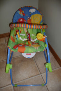 Fisher Price Infant to Toddle Seat