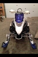 2009 Yamaha Nytro XTX (sale/trade)