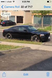 2009 Dodge Charger Police Sedan