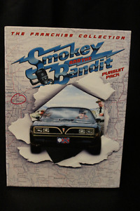 Smokey & The Bandit Pursuit Pack. All 3 Movies! DVD