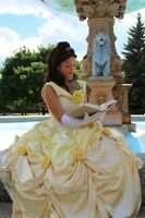 Perfectly Princess Tea with Belle