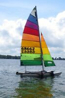 HOBIE CAT 16 with 2 sets of sails