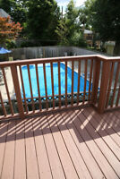 Durham Deck Fence Pergola Sanding Spraying Staining From $299 !!