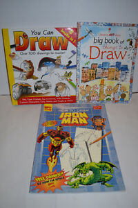 Drawing books all for $10