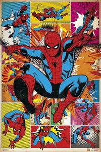 Spiderman Poster 36x24 - BRAND NEW UNOPENED