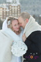Wedding photography & videography from $300 - Banff