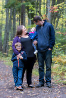 Fall photo sessions $100