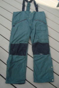Overalls, Lined and Insulated